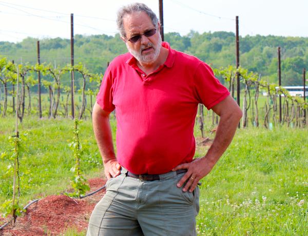 Doug Fabbioli of Fabbioli Cellars
